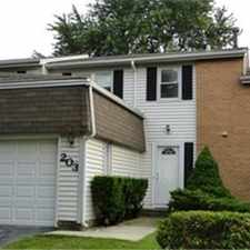 Rental info for WOW - Completely Remodeled Townhouse w/ garage!! in the Bolingbrook area