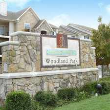 Rental info for Woodland Park