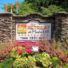 Rental info for The Retreat at Maple Hill