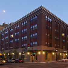 Rental info for Lofts At Farmers Market in the St. Paul area