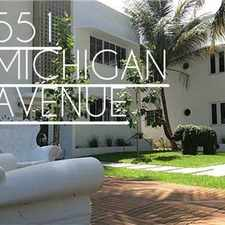 Rental info for Live in the heart of South Beach! Beautiful 1/1! in the Miami Beach area