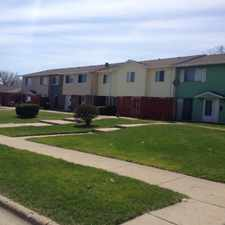 Rental info for apartment for rent town house style in the 60064 area