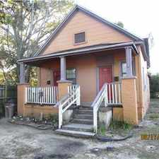 Rental info for Available In Mid February! Cute 1/1 Duplex in the 32501 area