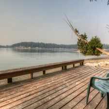 Rental info for $3500 3 bedroom House in Gig Harbor