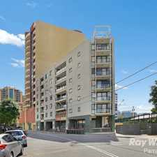 Rental info for HASSALL STREET 1 BEDROOM in the Parramatta area