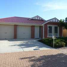 Rental info for Lovely family home in the Seaford Meadows area