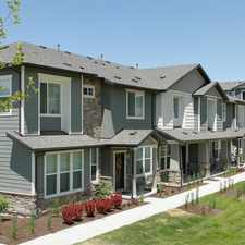 Rental info for Parc on Center in the Orem area