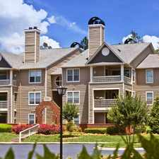 Rental info for Camden Touchstone in the Charlotte area