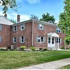 Rental info for Adams Park Apartments