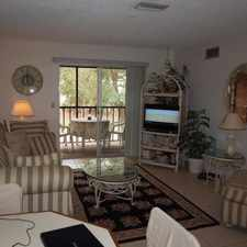 Rental info for Two Bed/One Bath Condo In Venice Convenient To Bea