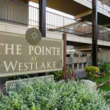 Rental info for Pointe at Westlake