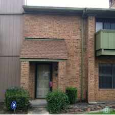Rental info for Beautiful 2-story townhouse with 3 BR & 2.5 baths, is located less than 5 minutes from Parkdale Mall.
