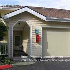 Rental info for 2740 118th Ave SE