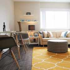 Rental info for Britannia Parkside - Britannia Park- 1 Bed- Plan A Apartment for Rent in the Knoxdale-merivale area
