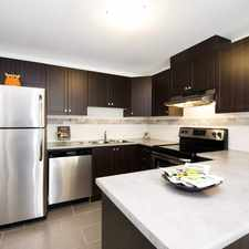 Rental info for Elmridge Gardens - Ogilvie & Elmridge- 3 Beds- Plan A Townhome for Rent in the Innes area