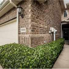 Rental info for Beautiful Coppell ISD Town-home in the Dallas area