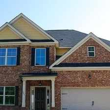 Rental info for NEW CONSTRUCTION & Move in ready!