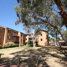 Rental info for UNDER APPLICATION - Immaculately presented 2 bedroom unit