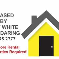 Rental info for LEASED in the Perth area