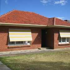 Rental info for NEAT TWO BEDROOM HOME in the Adelaide area
