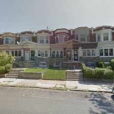 Rental info for Multifamily (2 - 4 Units) Home in Philadelphia for For Sale By Owner in the Olney area
