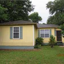 Rental info for Cute Florida Style Bungalow! in the 32501 area
