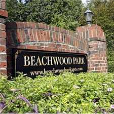 Rental info for Beachwood Park Apartments and Townhomes