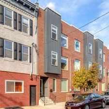 Rental info for 509 Carpenter Street in the Philadelphia area