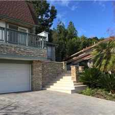 Rental info for Porter Ranch Residents - Beautiful Furnished Home in the Los Angeles area