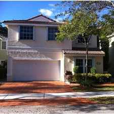 Rental info for Beautifully Upgraded home in Emerald Isles! in the 33327 area