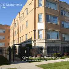 Rental info for 6148 S Sacramento in the Chicago Lawn area