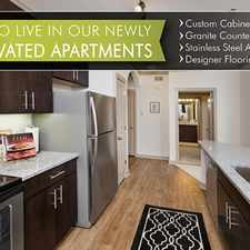 Rental info for Camden Midtown Atlanta