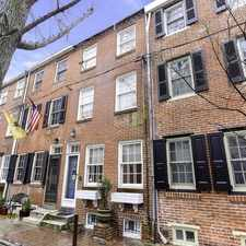 Rental info for $2500 2 bedroom Townhouse in Center City Chinatown in the Philadelphia area