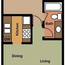 Rental info for Cedar Hills Apartments