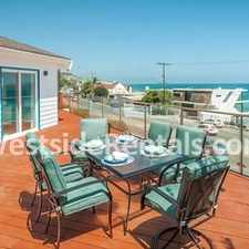 Rental info for LUXURIOUS 3 BEDROOM HOME IN MALIBU