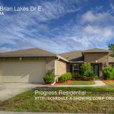 Rental info for 2327 Brian Lakes Dr E