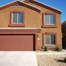 Rental info for 23877 N Mirage Ave in the Florence area