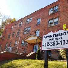 Rental info for 305 N Negley Ave in the East Liberty area