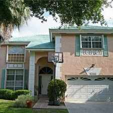 Rental info for Embassy lakes rental in sought after cooper city in the Cooper City area