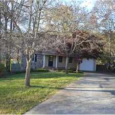 Rental info for West Knoxville Home For Lease