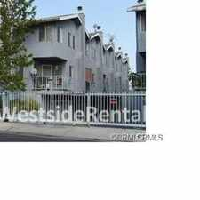 Rental info for 3 bedroom townhouse in the Harbor City area