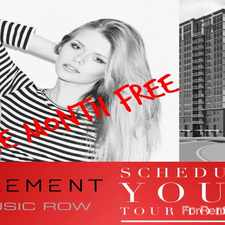 Rental info for Element Music Row