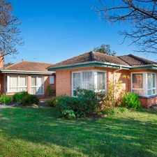 Rental info for Serene, Secluded and Close to Everything! in the Moorabbin area