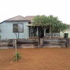 Rental info for CENTRALLY LOCATED in WONTHELLA in the Wonthella area
