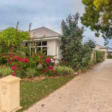 Rental info for Near New 4 Bedroom Family Home -