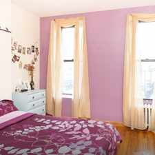 Rental info for 9th Ave & W 36th St in the Garment District area