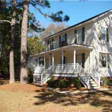 Rental info for Modern James Island home