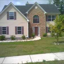 Rental info for House for rent in Villa Rica.