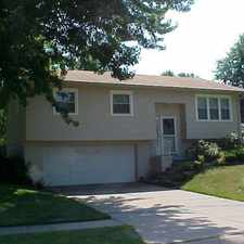 Rental info for 2819 Avalon Drive in the Bettendorf area
