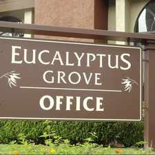 Rental info for Eucalyptus Grove Apartments in the National City area